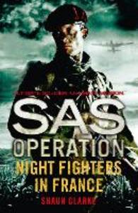 Ebook in inglese Night Fighters in France Clarke, Shaun