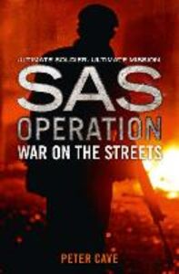 Ebook in inglese War on the Streets Cave, Peter