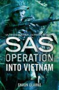 Into Vietnam - Shaun Clarke - cover