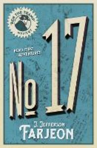 Foto Cover di No. 17, Ebook inglese di J. Jefferson Farjeon, edito da HarperCollins Publishers