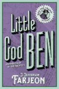 Little God Ben - J. Jefferson Farjeon - cover