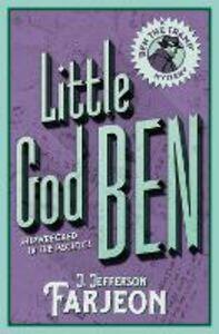 Ebook in inglese Little God Ben Farjeon, J. Jefferson