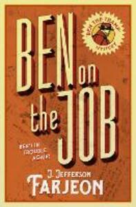 Ben on the Job - J. Jefferson Farjeon - cover