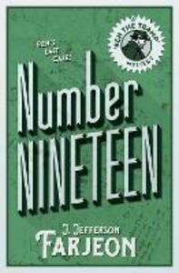 Ebook in inglese Number Nineteen Farjeon, J. Jefferson