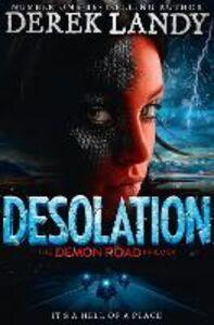 Ebook in inglese Desolation Landy, Derek