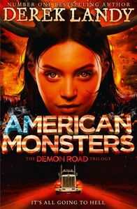Ebook in inglese American Monsters Landy, Derek