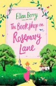 Ebook in inglese The Bookshop on Rosemary Lane Berry, Ellen