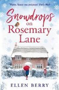 Christmas on Rosemary Lane - Ellen Berry - cover