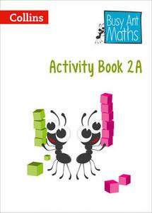 Activity Book 2A - cover