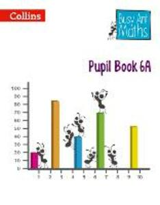 Pupil Book 6A - cover