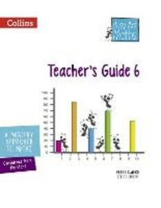 Year 6 Teacher Guide Euro pack - cover