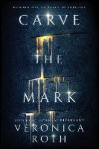 Libro in inglese Carve the Mark  - Veronica Roth