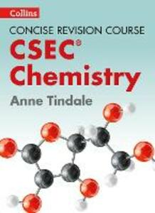 Chemistry - a Concise Revision Course for CSEC (R) - Anne Tindale - cover