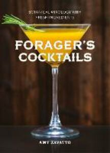 Ebook in inglese Forager's Cocktails Zavatto, Amy