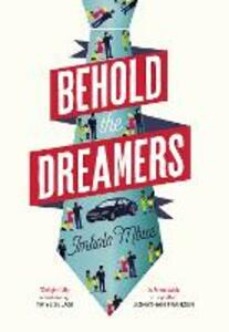 Behold the Dreamers: An Oprah's Book Club Pick - Imbolo Mbue - cover