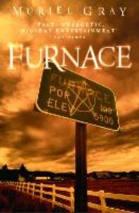 Furnace - Muriel Gray - cover