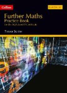 Further Maths Practice Book for the AQA Level 2 Certificate: Revised Edition - Trevor Senior - cover
