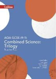 AQA GCSE Combined Science: Trilogy 9-1 Teacher Pack - cover