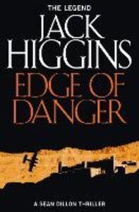 Foto Cover di Edge of Danger, Ebook inglese di Jack Higgins, edito da HarperCollins Publishers
