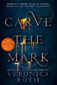 Ebook in inglese Carve the Mark Roth, Veronica