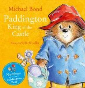 Paddington - King of the Castle - Michael Bond - cover