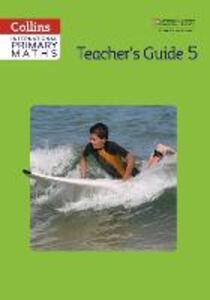 Teacher's Guide 5 - Paul Wrangles,Paul Hodge - cover