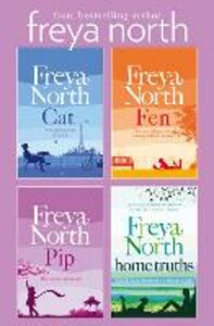 Ebook in inglese McCabe Girls Complete Collection: Cat, Fen, Pip, Home Truths North, Freya