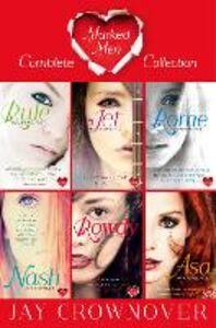 Ebook in inglese Marked Men Series Books 1-6: Rule, Jet, Rome, Nash, Rowdy, Asa Crownover, Jay