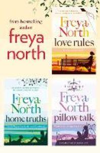 Foto Cover di Freya North 3-Book Collection, Ebook inglese di Freya North, edito da HarperCollins Publishers