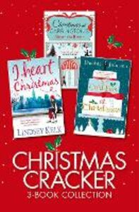 Foto Cover di Christmas Cracker 3-Book Collection, Ebook inglese di AA.VV edito da HarperCollins Publishers