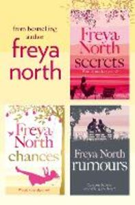 Ebook in inglese Freya North 3-Book Collection North, Freya