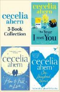 Ebook in inglese Cecelia Ahern 3-Book Collection Ahern, Cecelia
