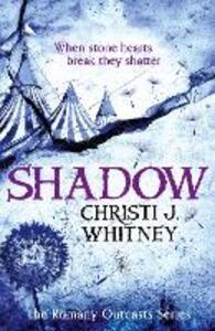 Shadow - Christi J. Whitney - cover