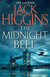 The Midnight Bell - Jack Higgins - cover