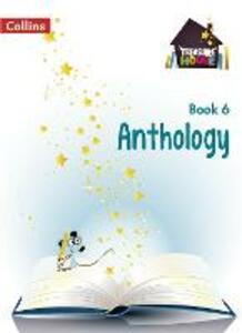 Anthology Year 6 - cover
