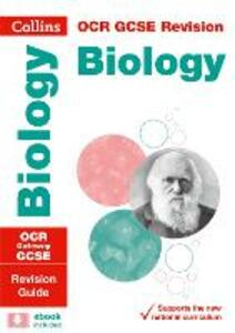 OCR Gateway GCSE 9-1 Biology Revision Guide - Collins GCSE - cover