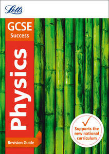 GCSE 9-1 Physics Revision Guide - Letts GCSE - cover