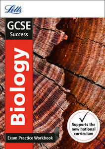 GCSE 9-1 Biology Exam Practice Workbook, with Practice Test Paper - Letts GCSE - cover