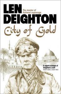 City of Gold - Len Deighton - cover