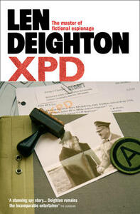 XPD - Len Deighton - cover