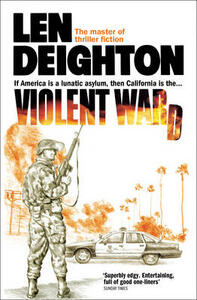 Violent Ward - Len Deighton - cover