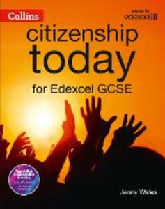 Edexcel GCSE Citizenship Student's Book 4th edition - Jenny Wales - cover