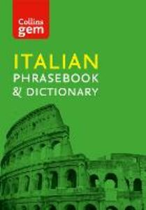 Ebook in inglese Collins Gem Italian Phrasebook and Dictionary Dictionaries, Collins