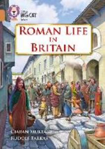 Roman Life in Britain: Band 12/Copper - Ciaran Murtagh - cover