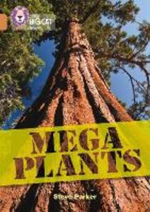Mega Plants: Band 12/Copper - Steve Parker - cover