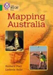 Mapping Australia: Band 15/Emerald - Richard Platt - cover