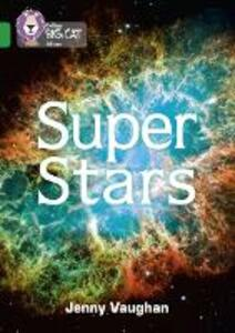 Super Stars: Band 15/Emerald - Jenny Vaughan - cover