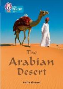 The Arabian Desert: Band 16/Sapphire - Anita Ganeri - cover