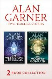 Foto Cover di Weirdstone of Brisingamen and The Moon of Gomrath, Ebook inglese di Alan Garner, edito da HarperCollins Publishers