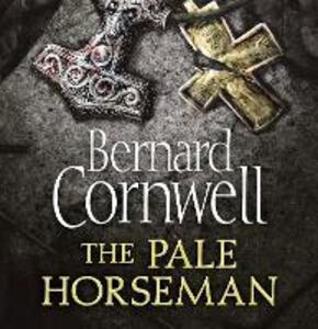 The Pale Horseman - Bernard Cornwell - cover